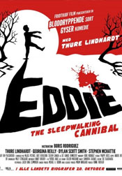 Eddie The Sleepwalking Cannibal 2012